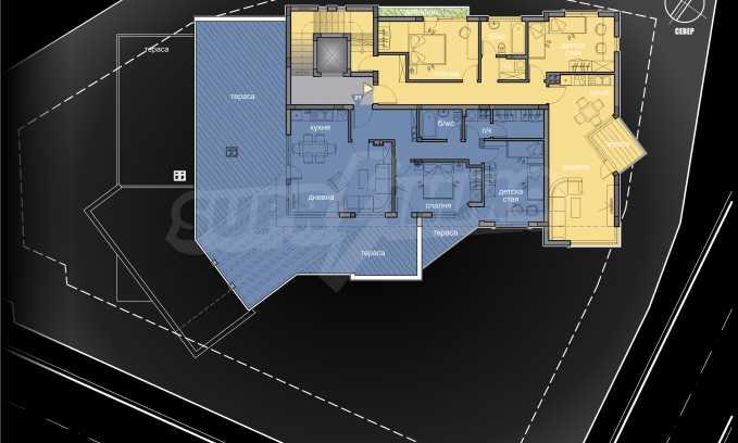 Schönes neu zu bauendes Gebäude im Stt. Winitsa 7