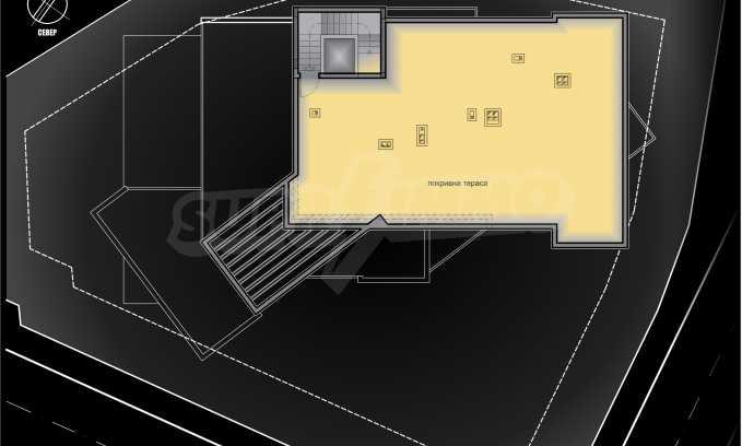 Schönes neu zu bauendes Gebäude im Stt. Winitsa 8