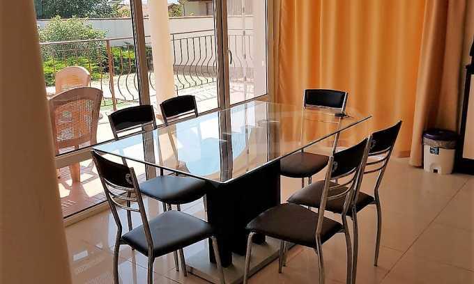 Schönes Haus mit Hof und Panorama-Aussicht auf Meer in Sweti Wlas  5