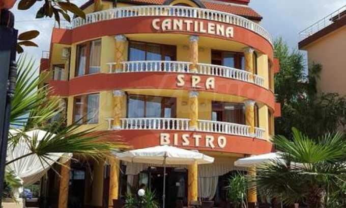 Gemütlich ausgestattetes Familienhotel - 50 m vom Strand entfernt und in der Nähe von Rawda