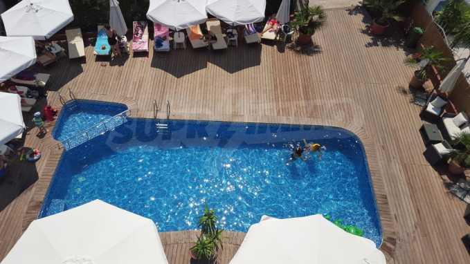 Gemütlich ausgestattetes Familienhotel - 50 m vom Strand entfernt und in der Nähe von Rawda 22