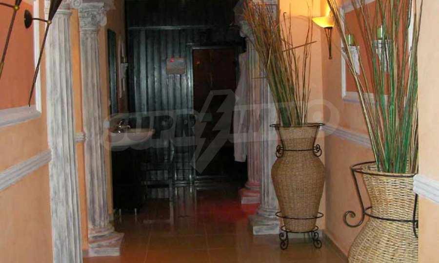 Gemütlich ausgestattetes Familienhotel - 50 m vom Strand entfernt und in der Nähe von Rawda 14