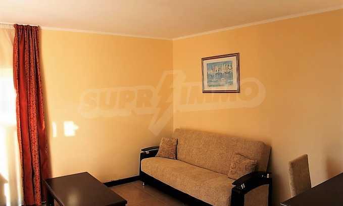 2-Raum-Apartment in einem Prestige-Komplex in erster Meereslinie in Pomorie 3