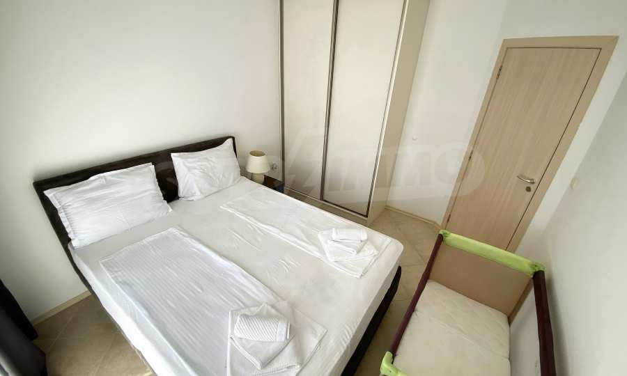 Two-bedroom apartment near the beach in Emberli complex in Lozenets (apartment №201)