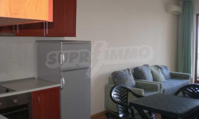 """3-Raum-Apartment """"Azur"""" neben Strand in Obzor 3"""
