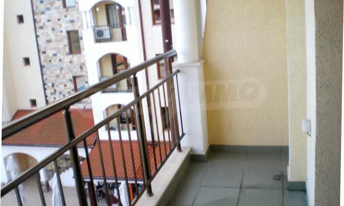 """3-Raum-Apartment """"Azur"""" neben Strand in Obzor 8"""
