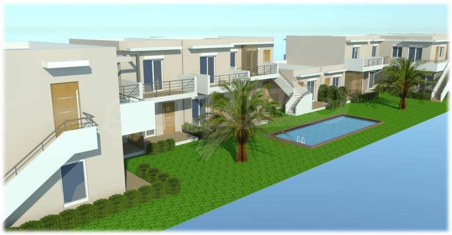 Neubau-Apartments in Paralia Ofriniou, Kavala