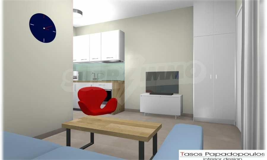 Neubau-Apartments in Paralia Ofriniou, Kavala 9