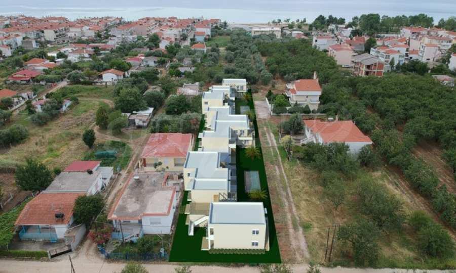 Neubau-Apartments in Paralia Ofriniou, Kavala 13