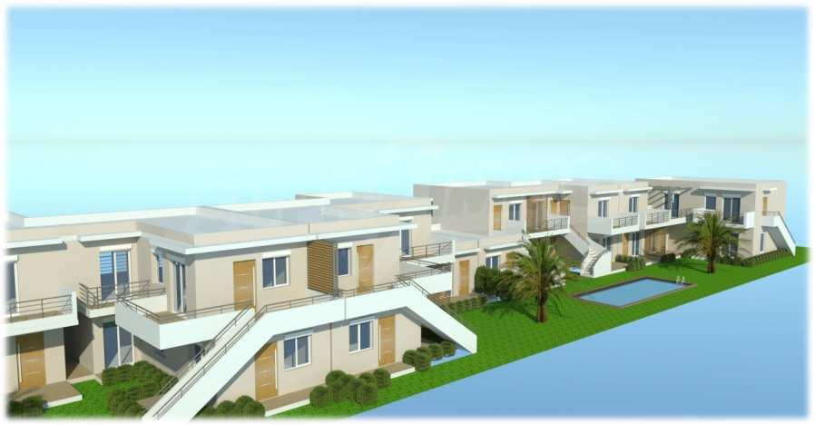 Neubau-Apartments in Paralia Ofriniou, Kavala 2