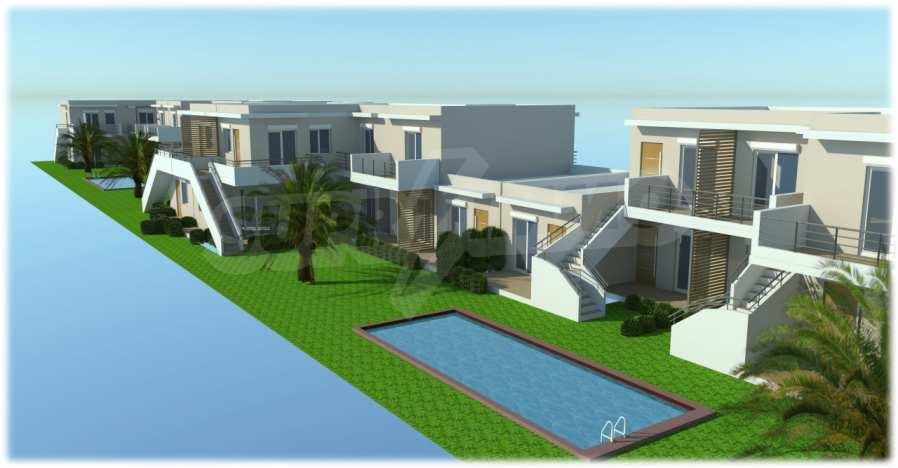 Neubau-Apartments in Paralia Ofriniou, Kavala 3