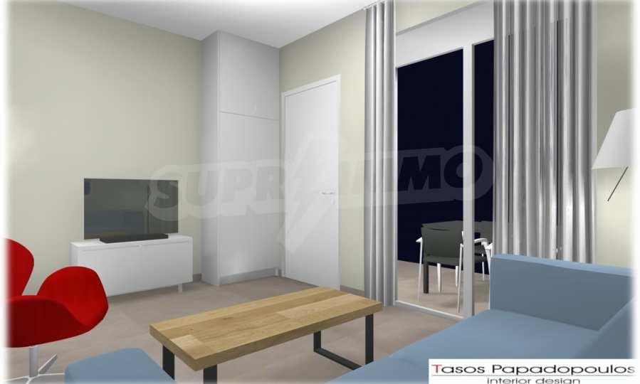 Neubau-Apartments in Paralia Ofriniou, Kavala 6