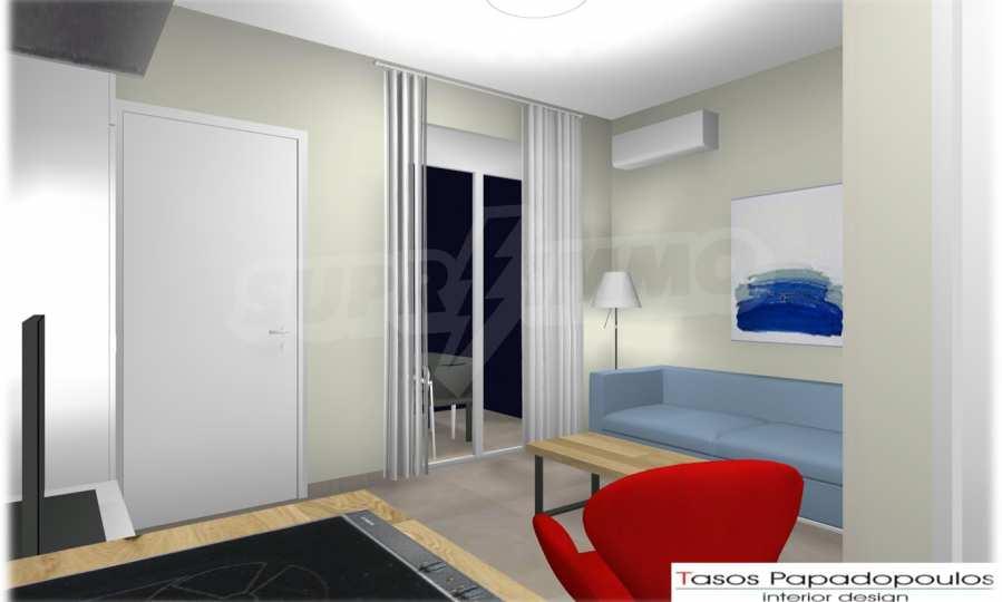 Neubau-Apartments in Paralia Ofriniou, Kavala 8