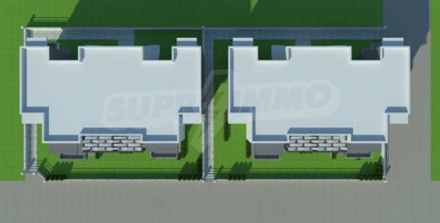 Neue 2-Raum- und 3-Raum-Apartments im geschlossenen Komplex in Paralia Ofriniou, Kavala  7