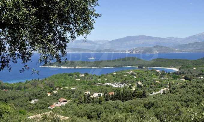 Renoviertes Haus mit Meerblick auf nordöstlichem Korfu 17