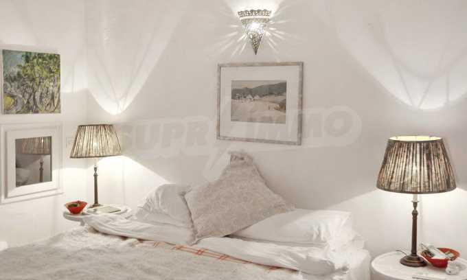 Renoviertes Haus mit Meerblick auf nordöstlichem Korfu 21