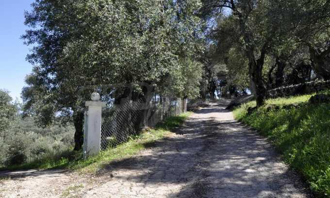 Renoviertes Haus mit Meerblick auf nordöstlichem Korfu 5