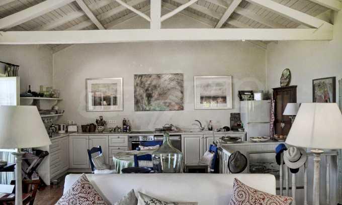 Renoviertes Haus mit Meerblick auf nordöstlichem Korfu 6