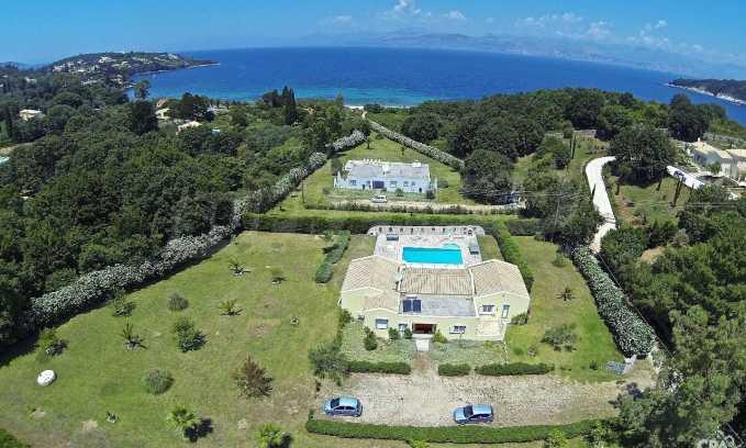 Hervorragende Meeresvilla auf nordöstlichem Korfu 9