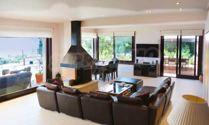 Moderne Villa in Benitses auf Korfu, 80 m vom Meer entfernt 9