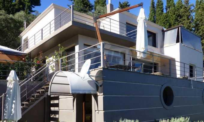 Moderne Villa in Benitses auf Korfu, 80 m vom Meer entfernt 14