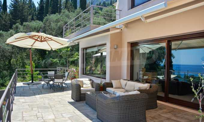 Moderne Villa in Benitses auf Korfu, 80 m vom Meer entfernt 17