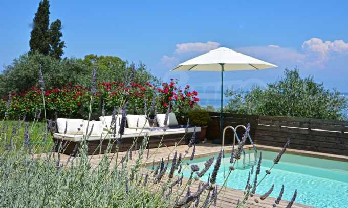 Moderne Villa in Benitses auf Korfu, 80 m vom Meer entfernt 3