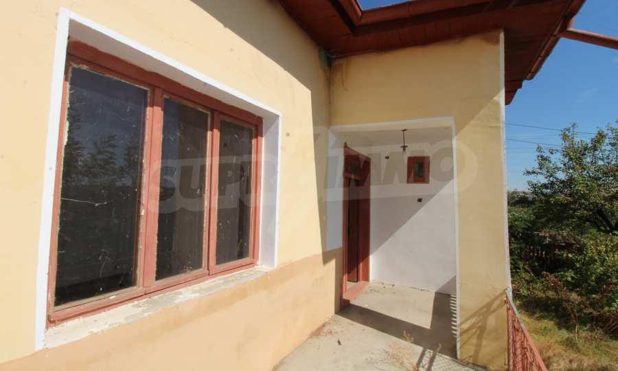 Zweistöckiges Haus mit Hof in einem Dorf, 9 km vom Fluss Donau entfernt 19