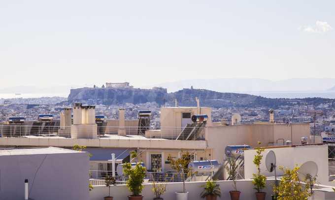 Wohngebäude im Herzen von Athen 22
