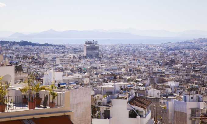 Wohngebäude im Herzen von Athen 23