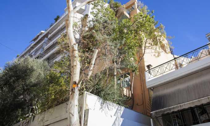 Wohngebäude im Herzen von Athen 30