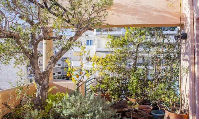 Wohngebäude im Herzen von Athen 28