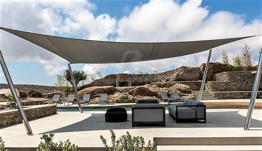 Eindrucksvolle Villa in einer weltweit berühmten Lage - Agrari Beach auf Mykonos 9