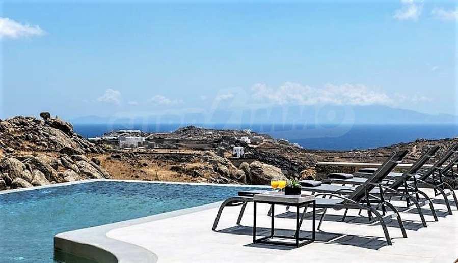 Eindrucksvolle Villa in einer weltweit berühmten Lage - Agrari Beach auf Mykonos 10