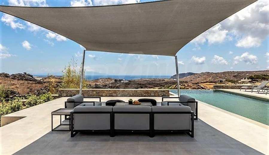 Eindrucksvolle Villa in einer weltweit berühmten Lage - Agrari Beach auf Mykonos 11