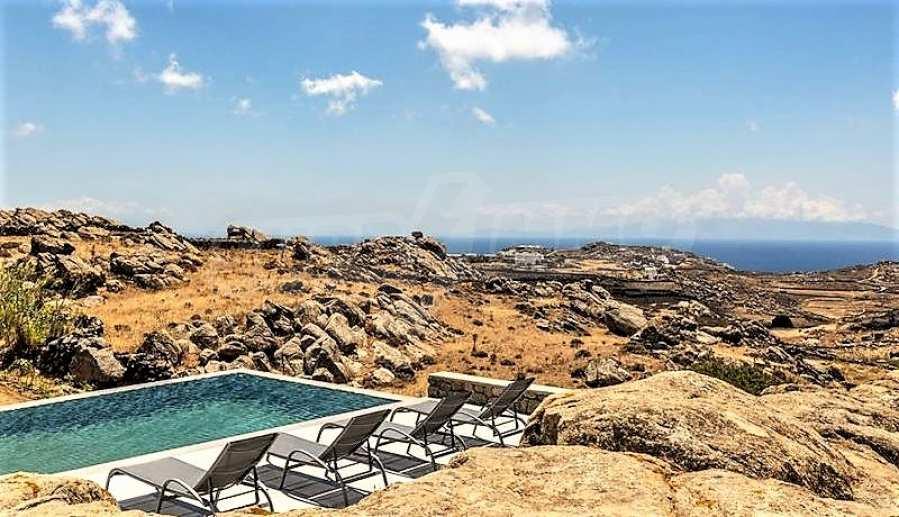 Eindrucksvolle Villa in einer weltweit berühmten Lage - Agrari Beach auf Mykonos 16