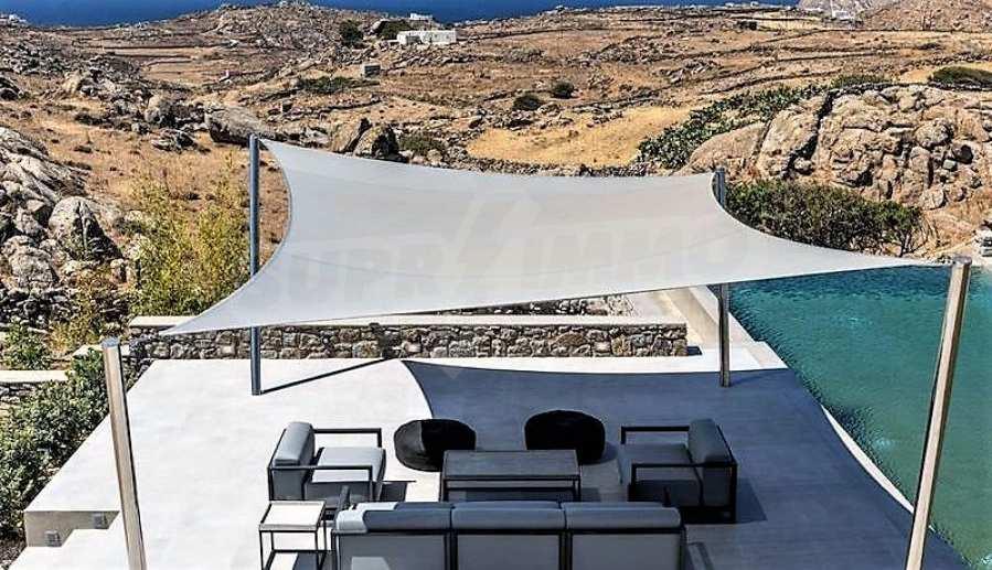 Eindrucksvolle Villa in einer weltweit berühmten Lage - Agrari Beach auf Mykonos 17