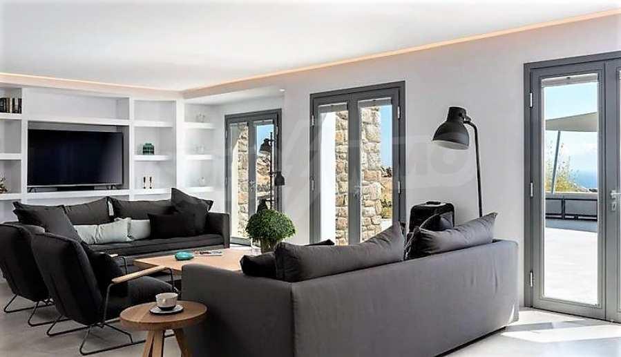 Eindrucksvolle Villa in einer weltweit berühmten Lage - Agrari Beach auf Mykonos 18
