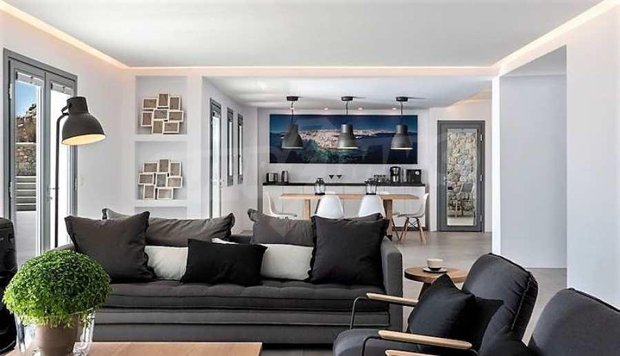 Eindrucksvolle Villa in einer weltweit berühmten Lage - Agrari Beach auf Mykonos 21