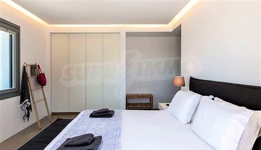 Eindrucksvolle Villa in einer weltweit berühmten Lage - Agrari Beach auf Mykonos 26