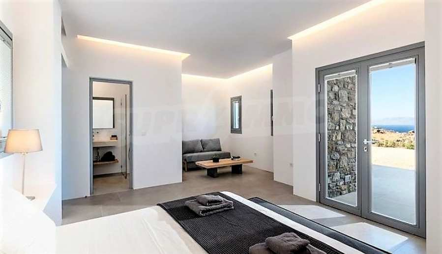 Eindrucksvolle Villa in einer weltweit berühmten Lage - Agrari Beach auf Mykonos 28