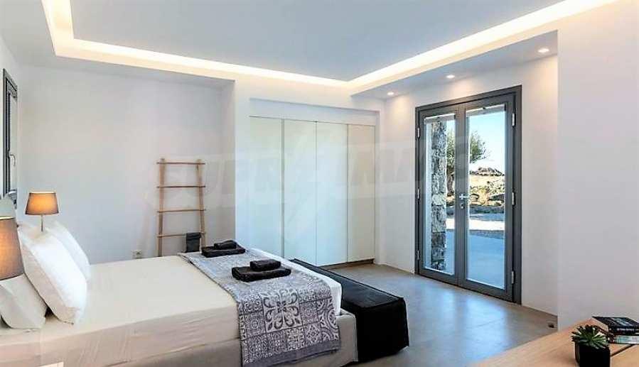 Eindrucksvolle Villa in einer weltweit berühmten Lage - Agrari Beach auf Mykonos 29