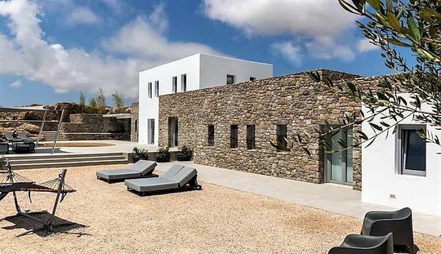 Eindrucksvolle Villa in einer weltweit berühmten Lage - Agrari Beach auf Mykonos 4