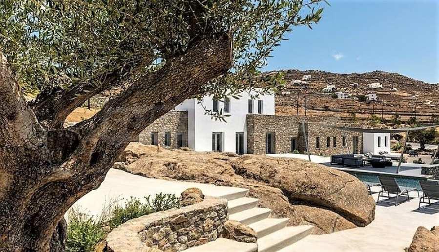 Eindrucksvolle Villa in einer weltweit berühmten Lage - Agrari Beach auf Mykonos 6