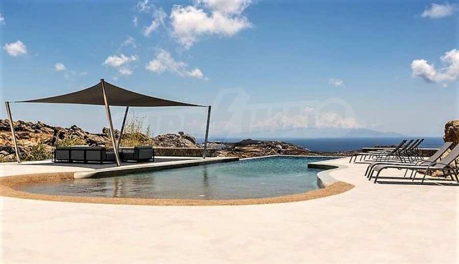 Eindrucksvolle Villa in einer weltweit berühmten Lage - Agrari Beach auf Mykonos 7