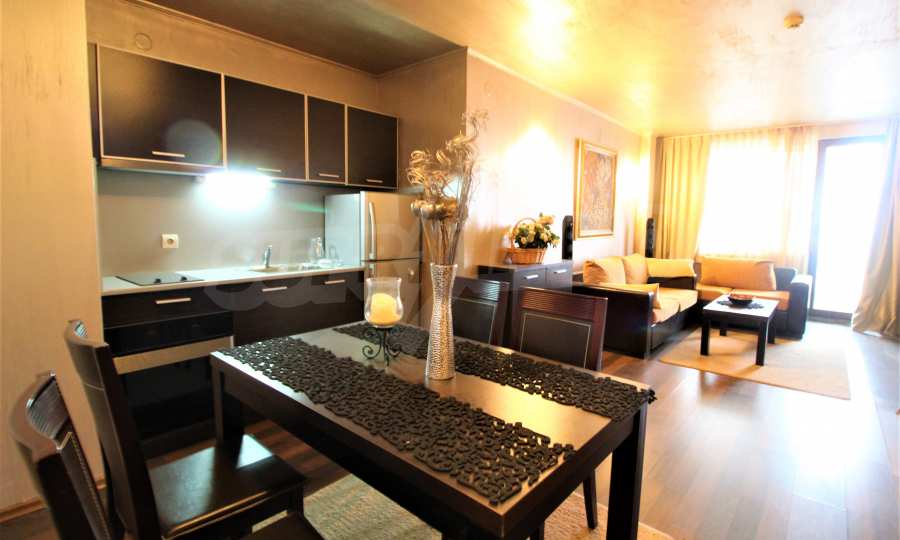 Modern ausgestattetes 3-Raum-Apartment im luxuriösen 5-Sterne-Komplex Grand Hotel Bansko 9