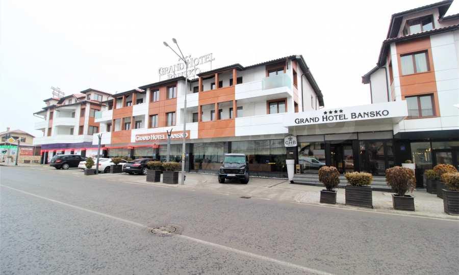 Modern ausgestattetes 3-Raum-Apartment im luxuriösen 5-Sterne-Komplex Grand Hotel Bansko 1