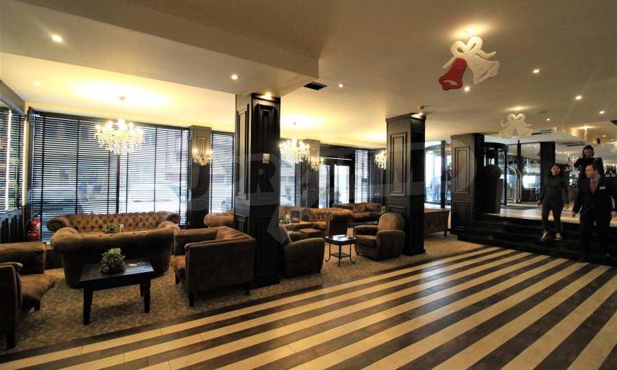 Modern ausgestattetes 3-Raum-Apartment im luxuriösen 5-Sterne-Komplex Grand Hotel Bansko 5