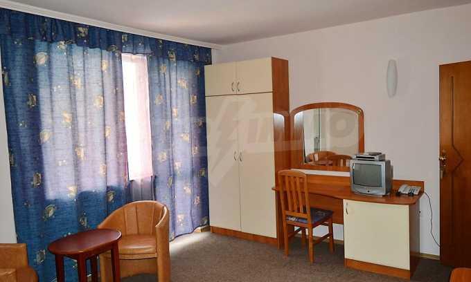 Familienhotel mit Aussichten auf Meer und Gebirge in Sveti Vlas 14