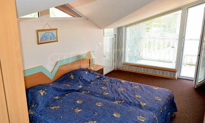 Familienhotel mit Aussichten auf Meer und Gebirge in Sveti Vlas 16